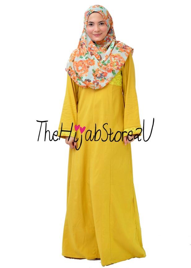 Jubah Muslimah - TheHijabStore2U.com Tudung Online