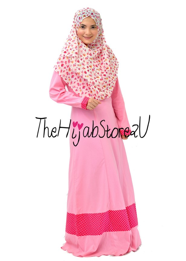 Fashion Blouse Muslimah