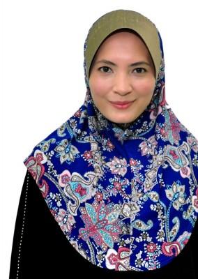 Tudung Thai Silk Size M