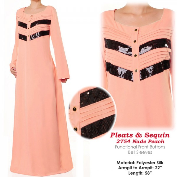 Maxi dress plus size murah