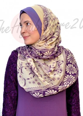Butterfly Shawl Tia