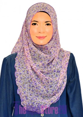 Butterfly Shawl