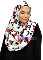 Pinless Bubble Crepe Instant Shawl