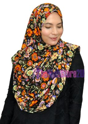 Lisa Instant Shawl