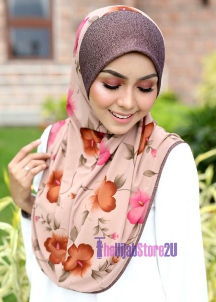 Tudung Soft Awning Rose