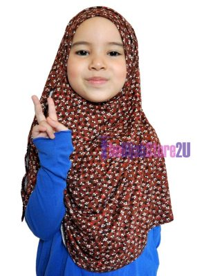 Kids Double Loop Shawl