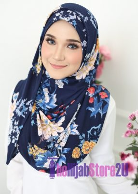 Instant Shawl Moss Crepe