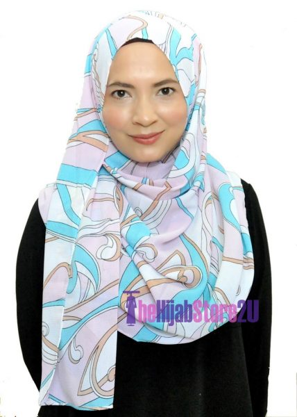 Instant Shawl Pucci